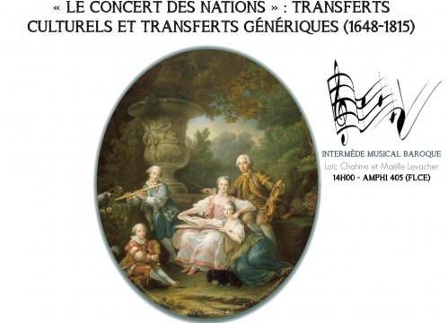 Au programme : Cavalli, Rameau, Montéclair...